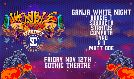 Ganja White Night tickets at Gothic Theatre in Englewood