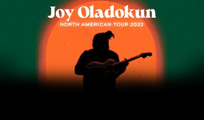 Joy Oladokun tickets at Club Dada in Dallas