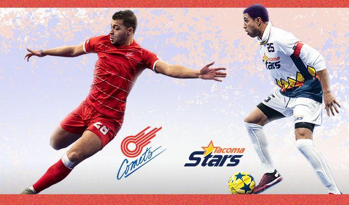 Tacoma Stars vs Kansas City Comets tickets at T-Mobile Center in Kansas City