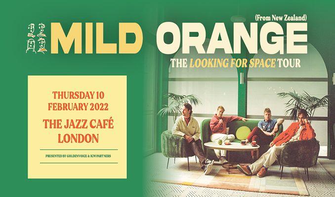 Mild Orange tickets at Jazz Cafe, London