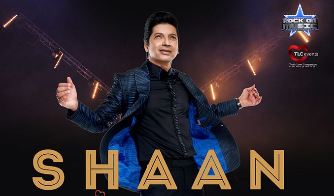 Shaan - Love in Concert tickets at indigo at The O2 in London