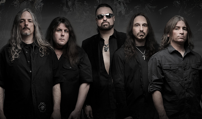 Symphony X tickets at The Showbox in Seattle