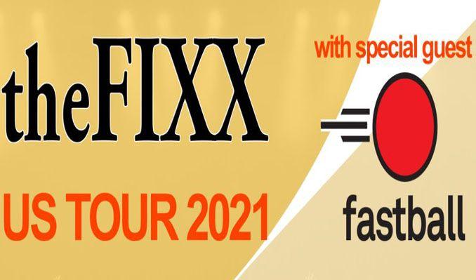 the FIXX tickets at Ogden Theatre in Denver