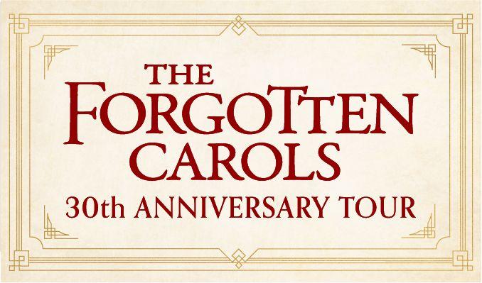 The Forgotten Carols tickets at UCCU Center in Orem