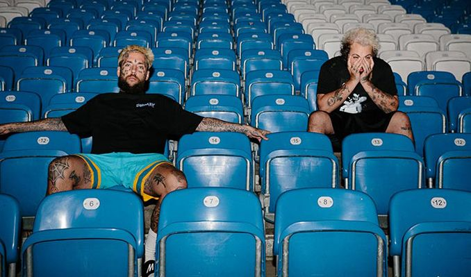$UICIDEBOY$ 2nd Show  tickets at Shrine LA Outdoors in Los Angeles