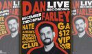 Dan Farley Live Taping tickets at Nate Jackson's Super Funny Comedy Club in Tacoma