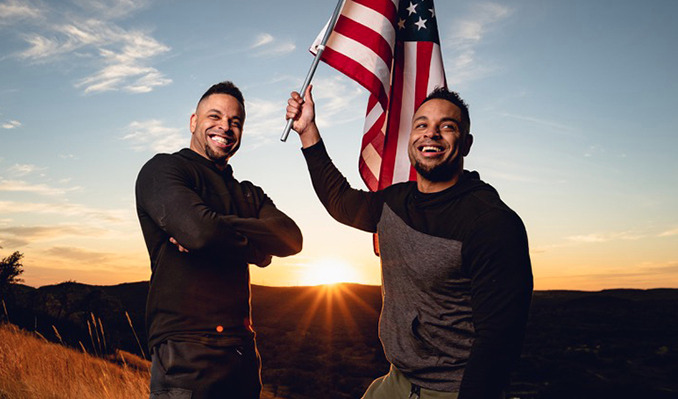 The Hodge Twins tickets at The Riverside Theater in Milwaukee