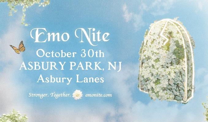 Emo Nite at Asbury Lanes presented by Emo Nite LA tickets at Asbury Lanes in Asbury Park