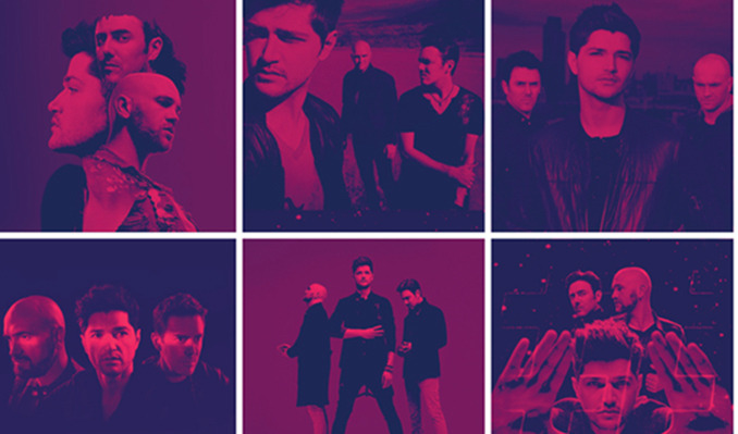 The Script tickets at The Riverside Theater in Milwaukee