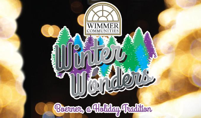Winter Wonders tickets at Boerner Botanical Gardens in Hales Corners