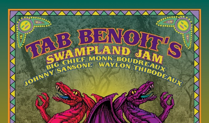 Tab Benoit's Swampland Jam & The  Samantha Fish Band tickets at The Eastern in Atlanta