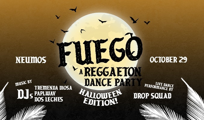 More Info for Fuego: Halloween Edition!