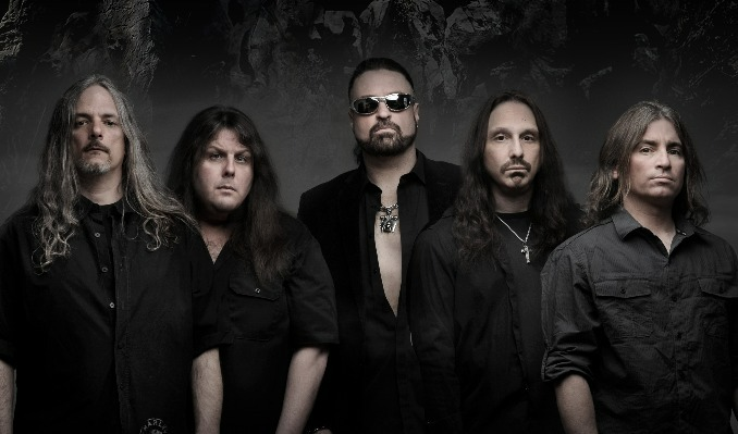 Symphony X tickets at Park West in Chicago