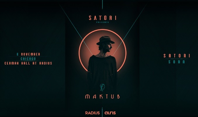 The Warehouse Initiative: Satori Presents Maktub tickets at Cermak Hall in Chicago