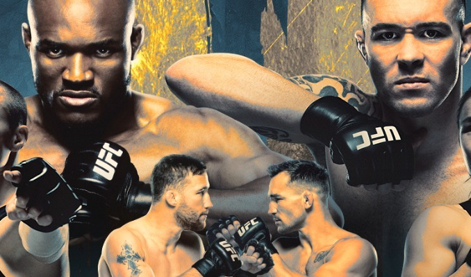 UFC 268 Fight Night tickets at Sports & Social Maryland in Hanover