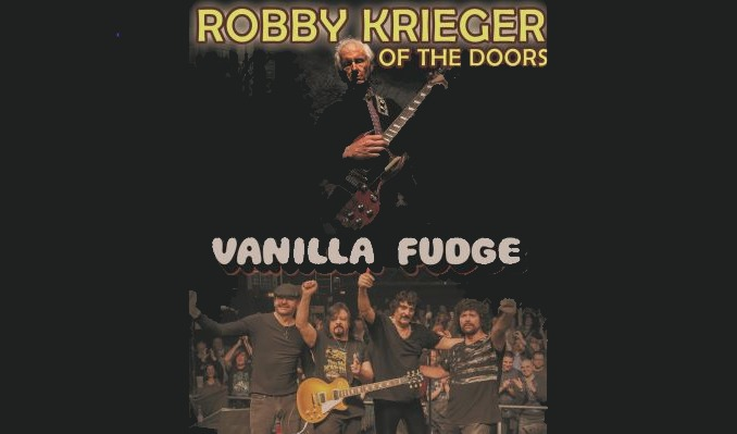 Robby Krieger tickets at Keswick Theatre in Glenside