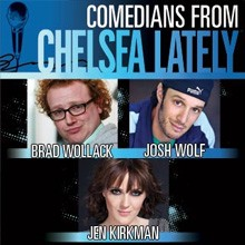 Comedians from Chelsea Lately