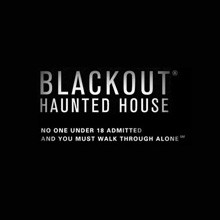 Blackout Haunted House