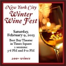New York City Winter Wine Fest