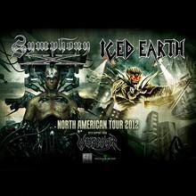 Symphony X/Iced Earth