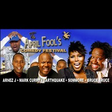 The April Fool's Comedy Festival