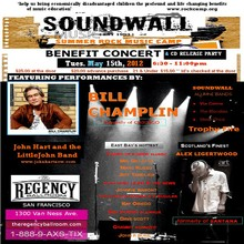 Soundwall Music Camp Benefit Concert