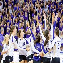 University Of Washington Women's Volleyball
